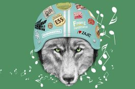 Rock for People slaví 25 let s grafikou od Amdenu