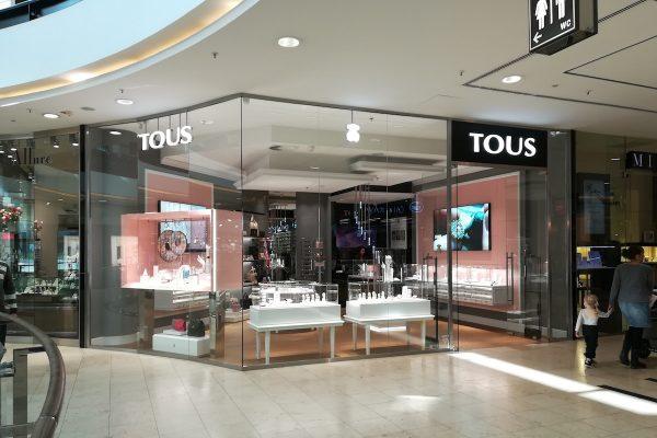 Šperky Tous jsou nově v Praze na Arkádách a v Olympii v Plzni