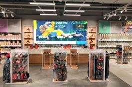 Prodejna obuvi CCC se po šesti letech vrací do centra Pardubic