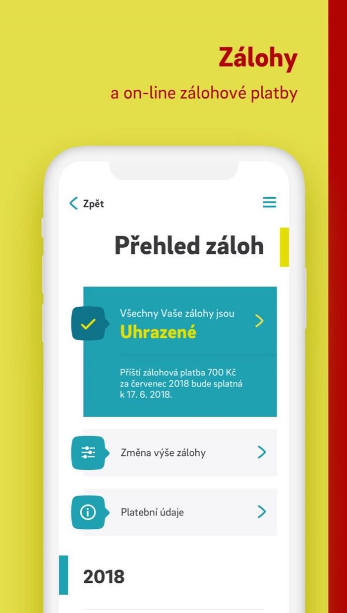 Energie24 nabízí přehled o všech platbách i fakturách