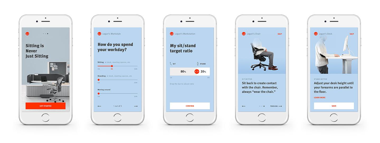 Všechna data si uživatel zobrazí a nastaví v mobilní aplikaci
