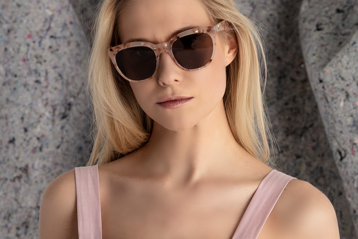 Brýle Juliette Havana Rose značky Muscat