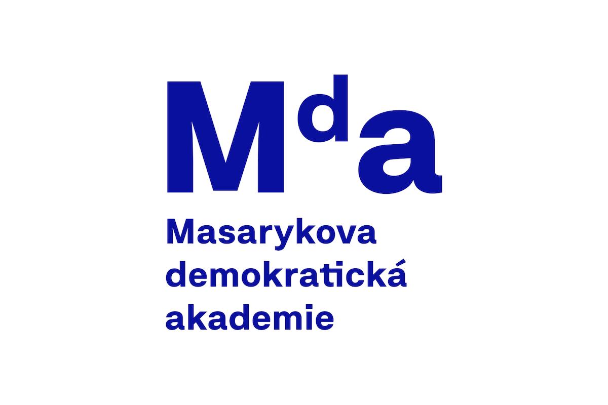 Nové logo Masarykovy demokratické akademie