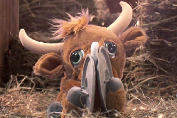Plyšová Farma Banda od Billy připomíná hit Cotton Eye Joe od Rednex