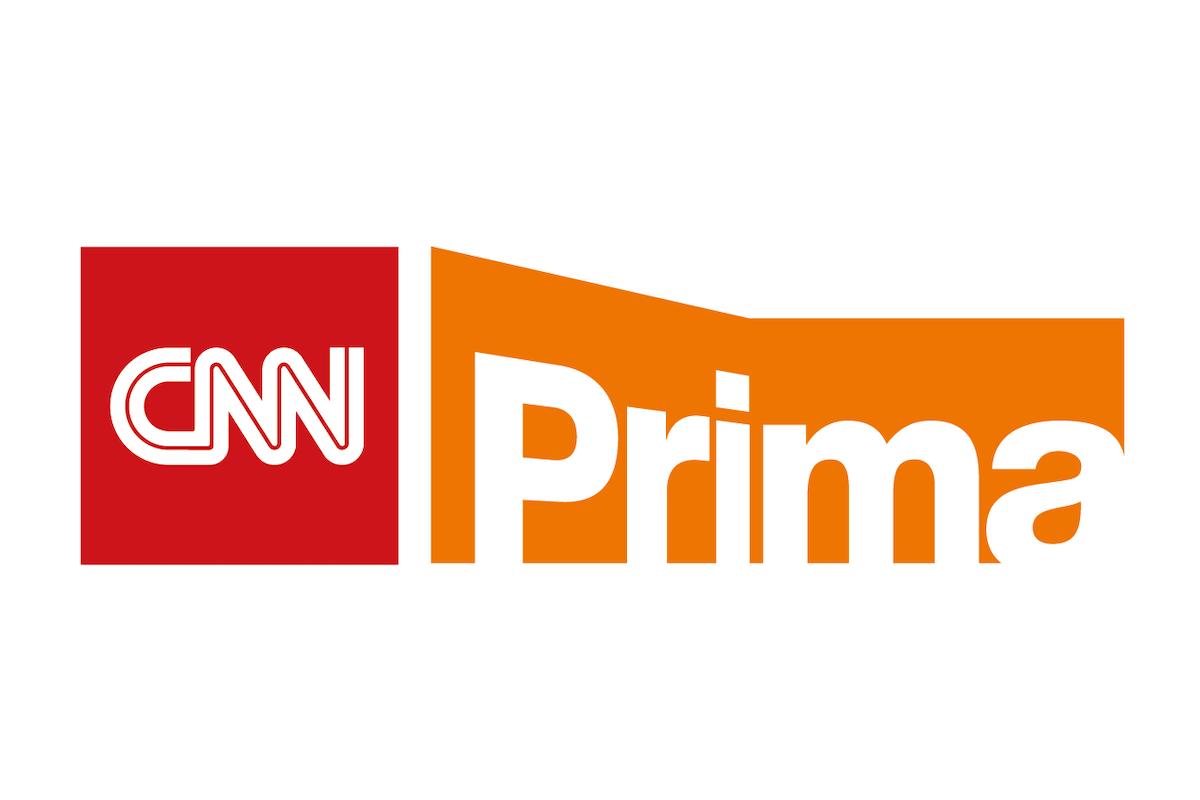 Logo chystaného kanálu CNN Prima News