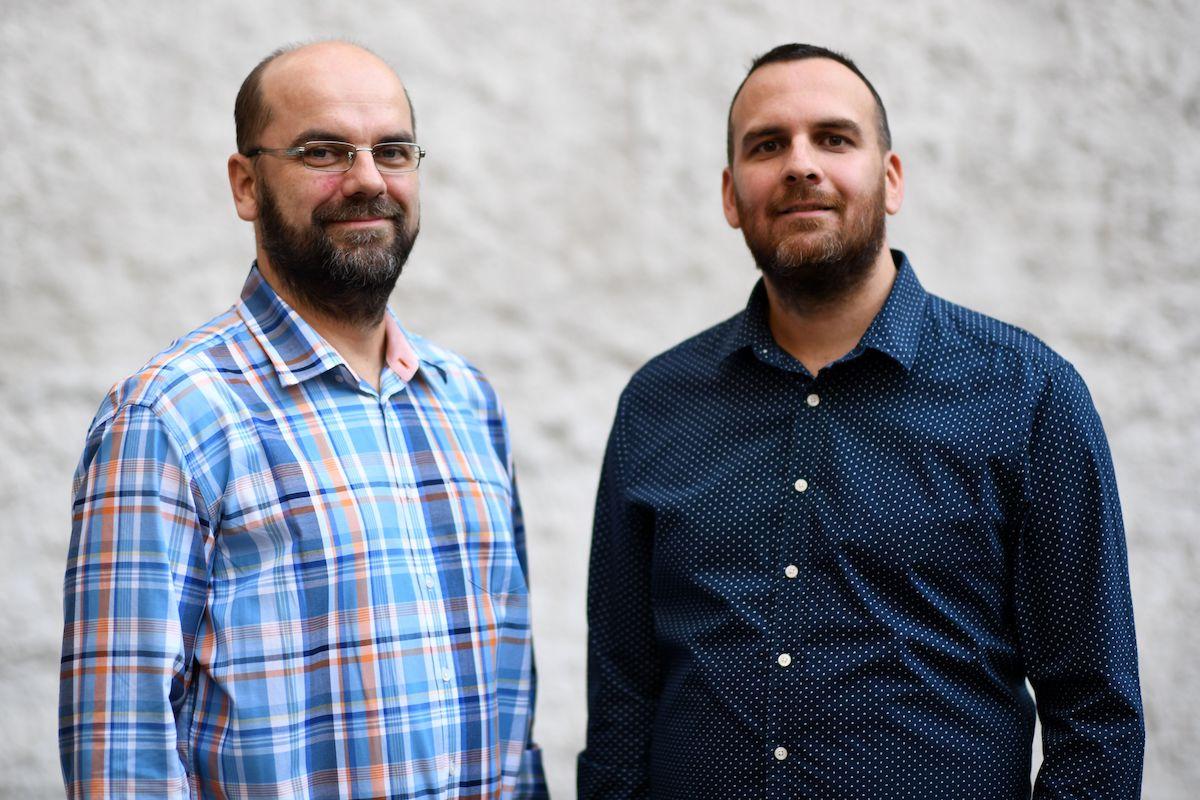 Michal Heisig (vlevo) a Martin Vondrák spolu založili komunikační agenturu