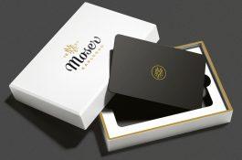 Značka Moser uvádí nové logo od Dynamo Design