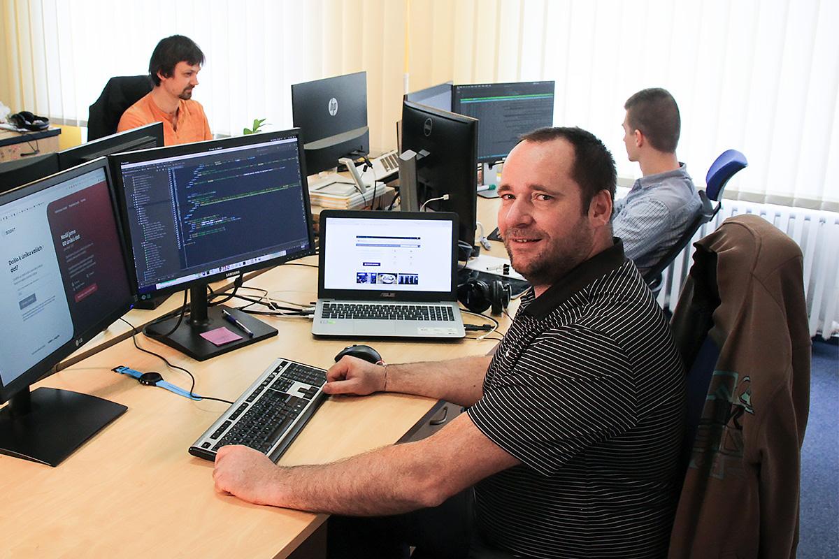 Martin Jansa, technický ředitel Sodat