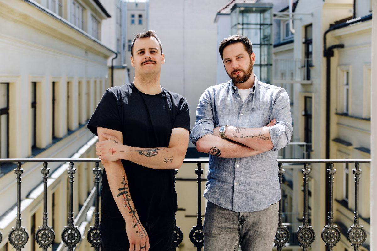Tomáš Veselý a Miky Karas