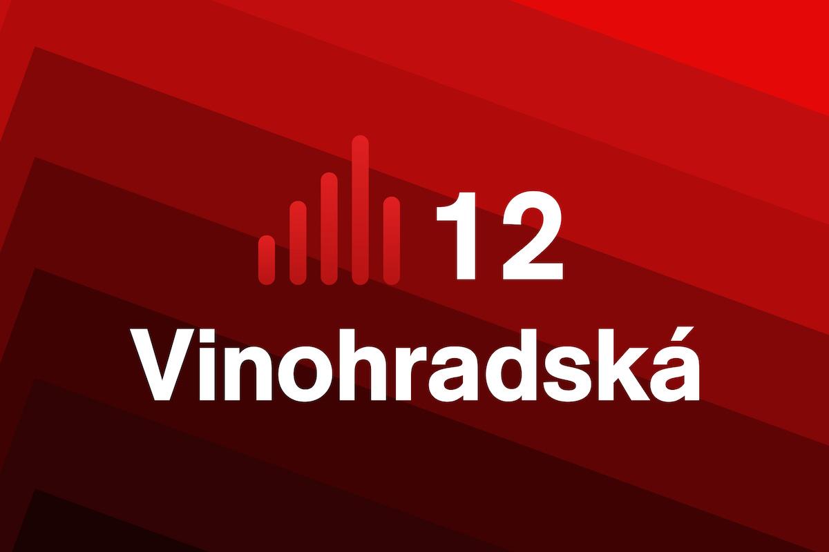 Zpravodajský podcast Vinohradská 12 od 8. dubna nabízí nový díl každé všední ráno