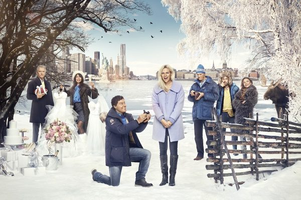 Skylink 7 uvádí původní seriál Vítejte ve Švédsku