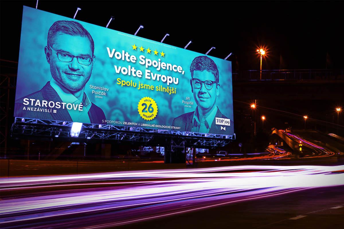 Spojenci pro Evropu: Spolu jsme silnější