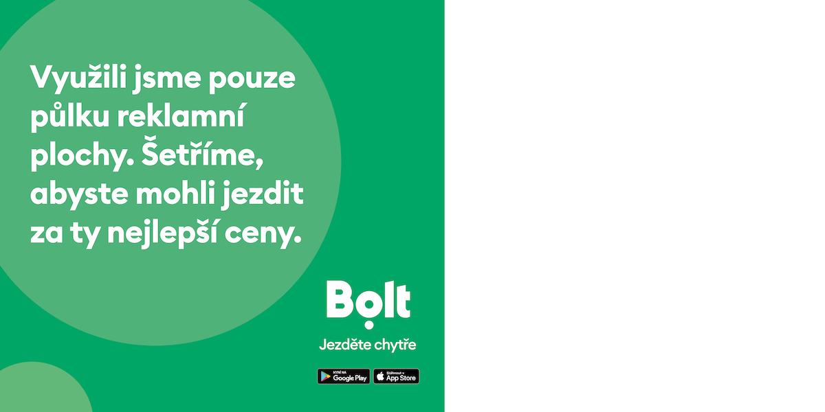 Bolt: Jezděte chytře