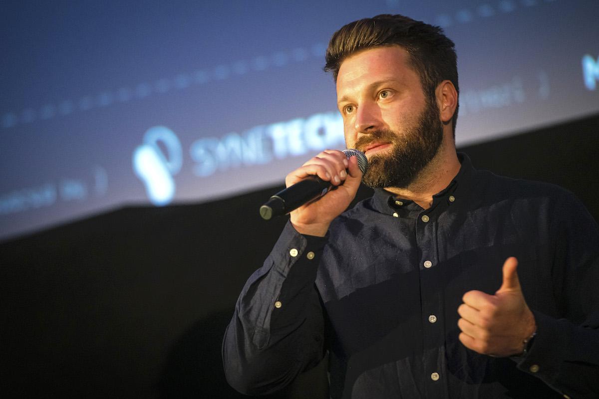 AppParade znovu uspořádala firma Synetech v čele s Vratislavem Zimou. Foto: Lukáš Wagneter, Red Bull Media House