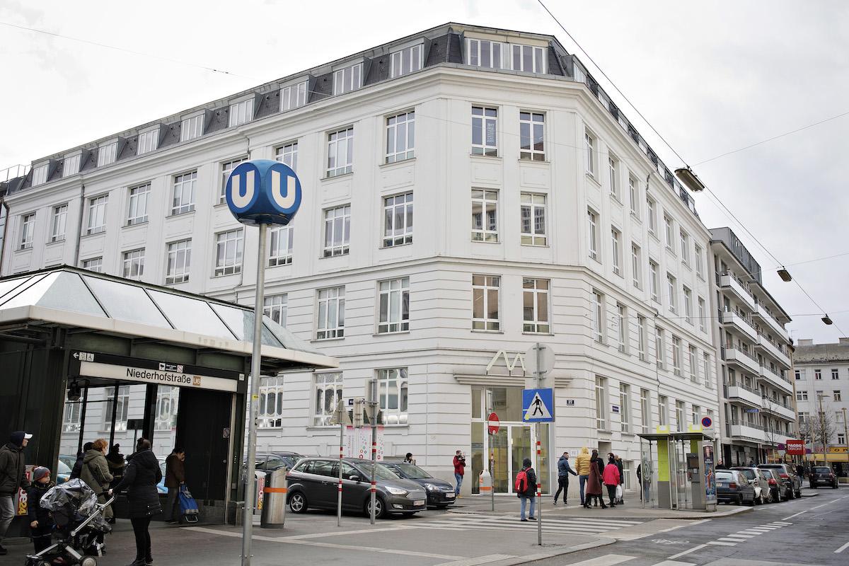 Marketingová firma Radio Max sídlí ve Vídni