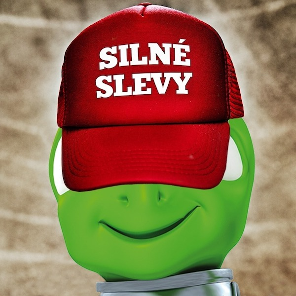 Reakce největšího českého e-shopu Alza.cz na kampaň ANO. Repro: Facebook Alzy