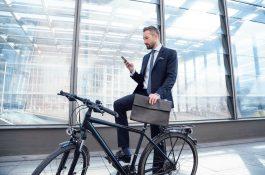 Firemní kolo je dopravní prostředek budoucnosti