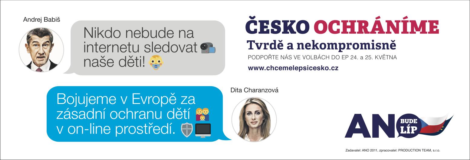 Česko ochráníme: Internet