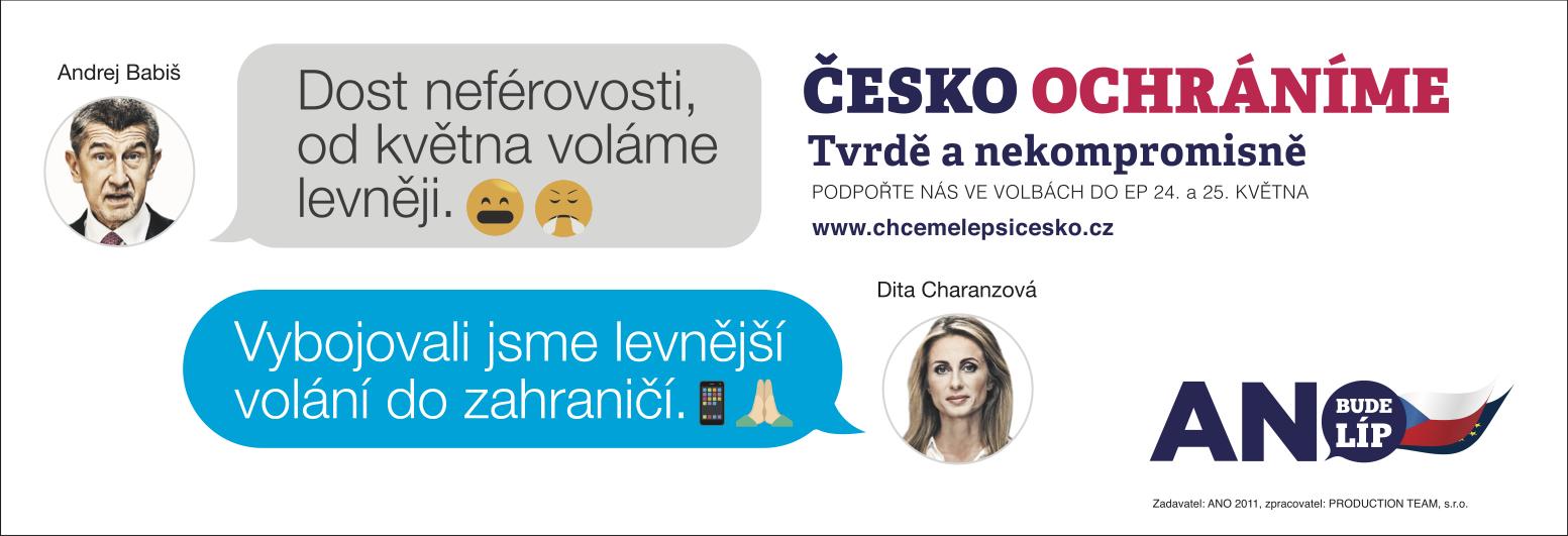 Česko ochráníme: Volání
