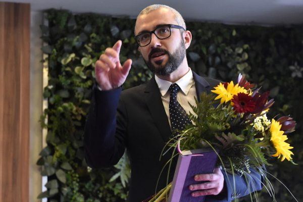 Borovského cenu získal Klimeš, Křepelku Rubeš a Procházková