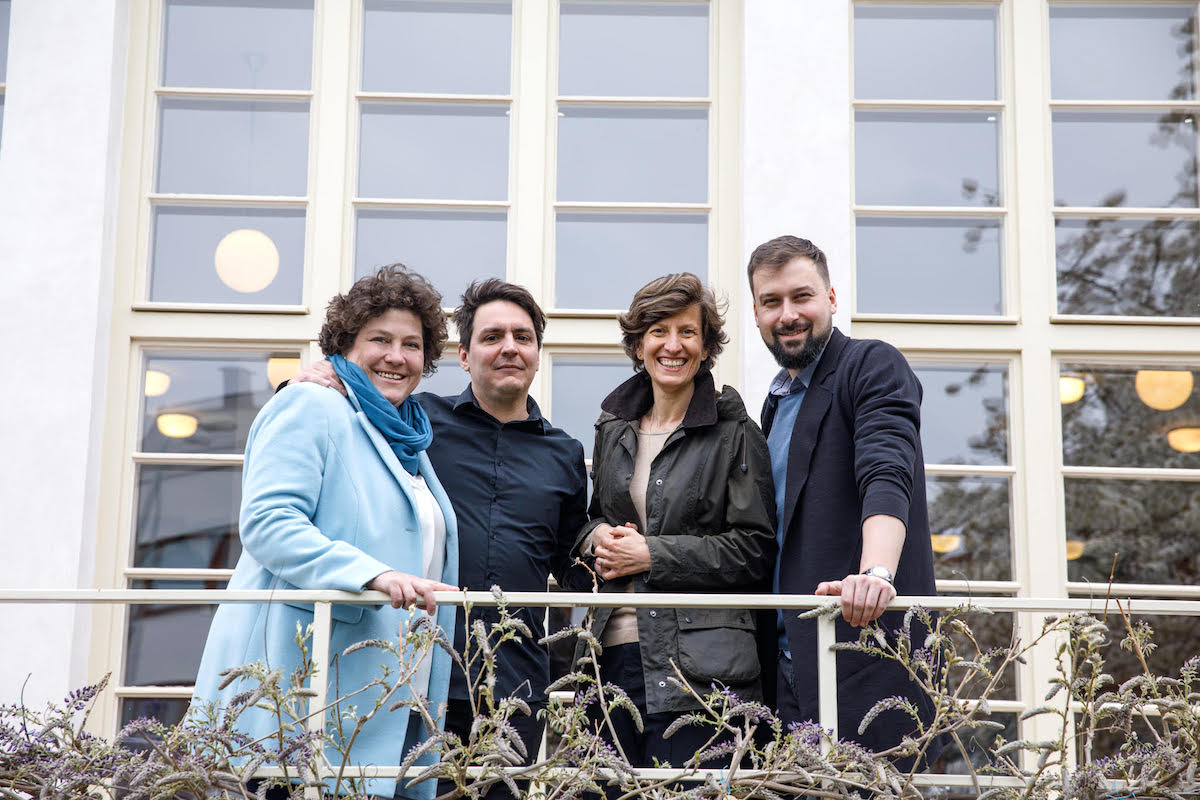Čtyři spolumajitelé agentury Loosers