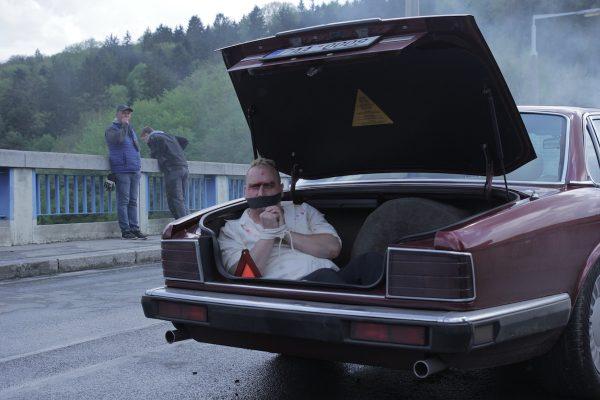 Spot s mafiány a Karta řidiče upozorňuje na sekundární dopravní nehody