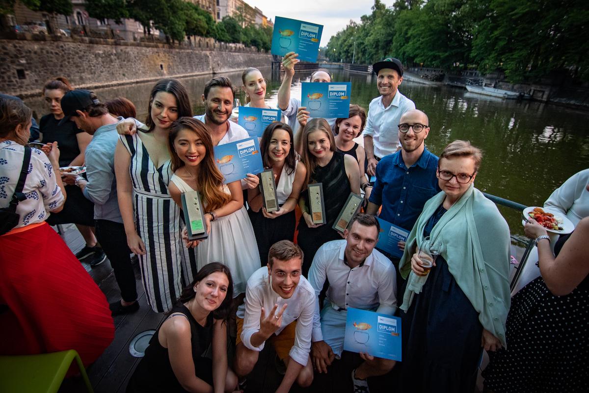 Radost vítězů. Foto: Tomáš Kříž