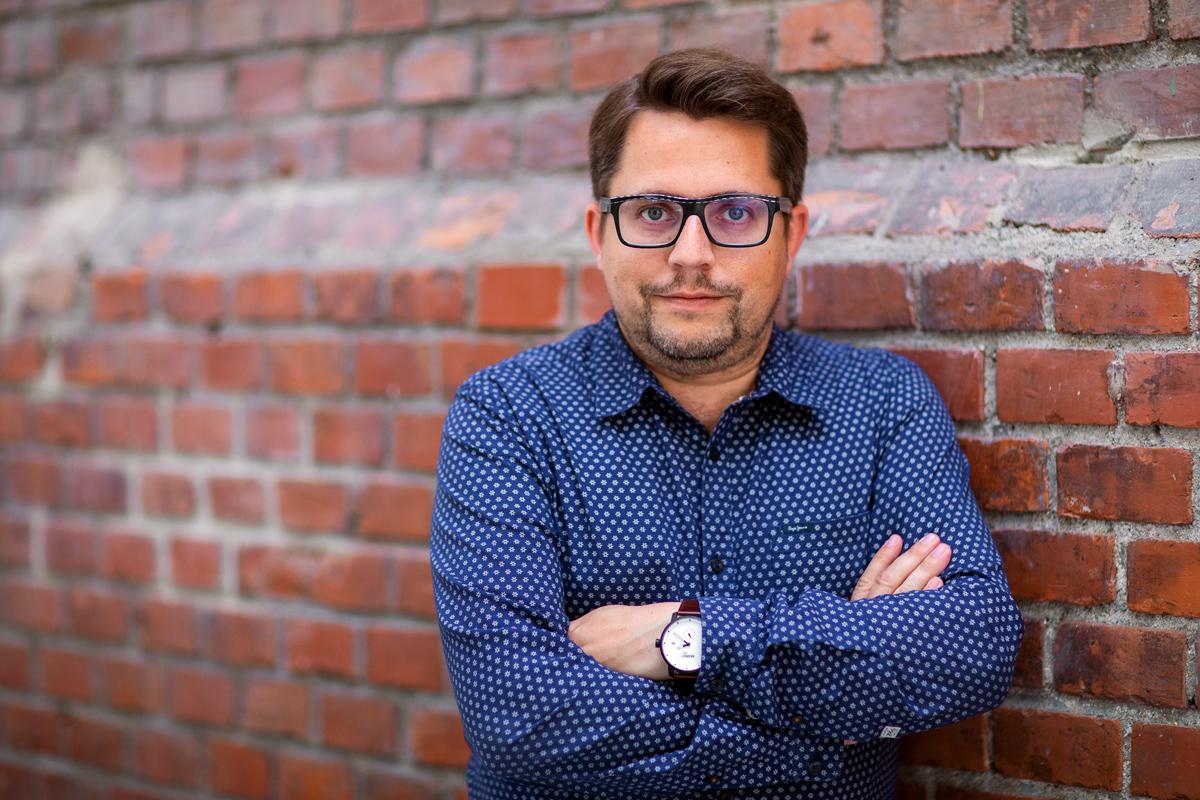 Jan Kotek. Foto: Karel Choc