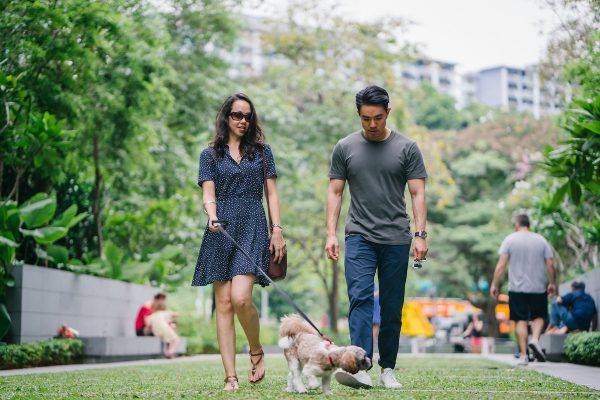 Sociální síť pro pejskaře Happy Together nabízí mapu míst k venčení