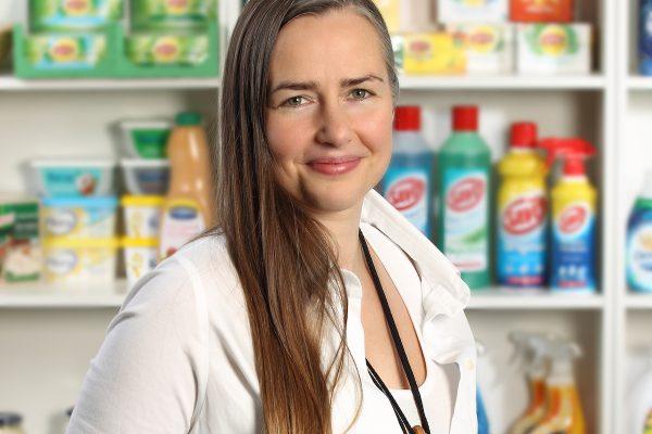Novou ředitelkou Unileveru pro Česko a Slovensko je Franeková