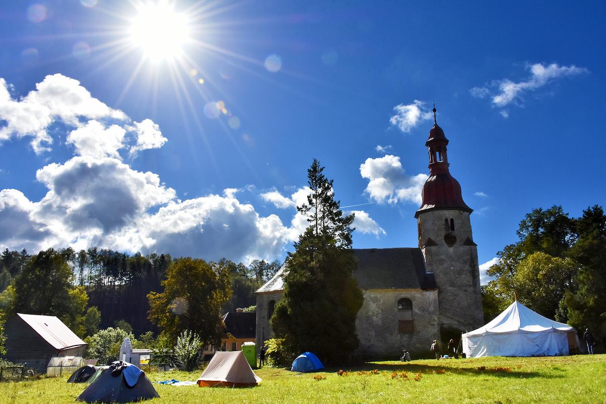 Festival Kukokli se věnuje novému životu kostelů