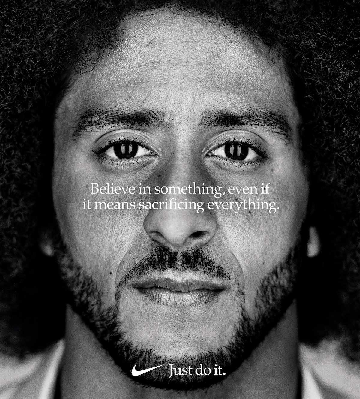 Nike Dream Crazy / Colin Kaepernick
