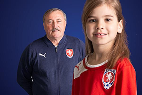 Český fotbal hledá nové hvězdičky s Panenkou, Poborským a Dočkalem