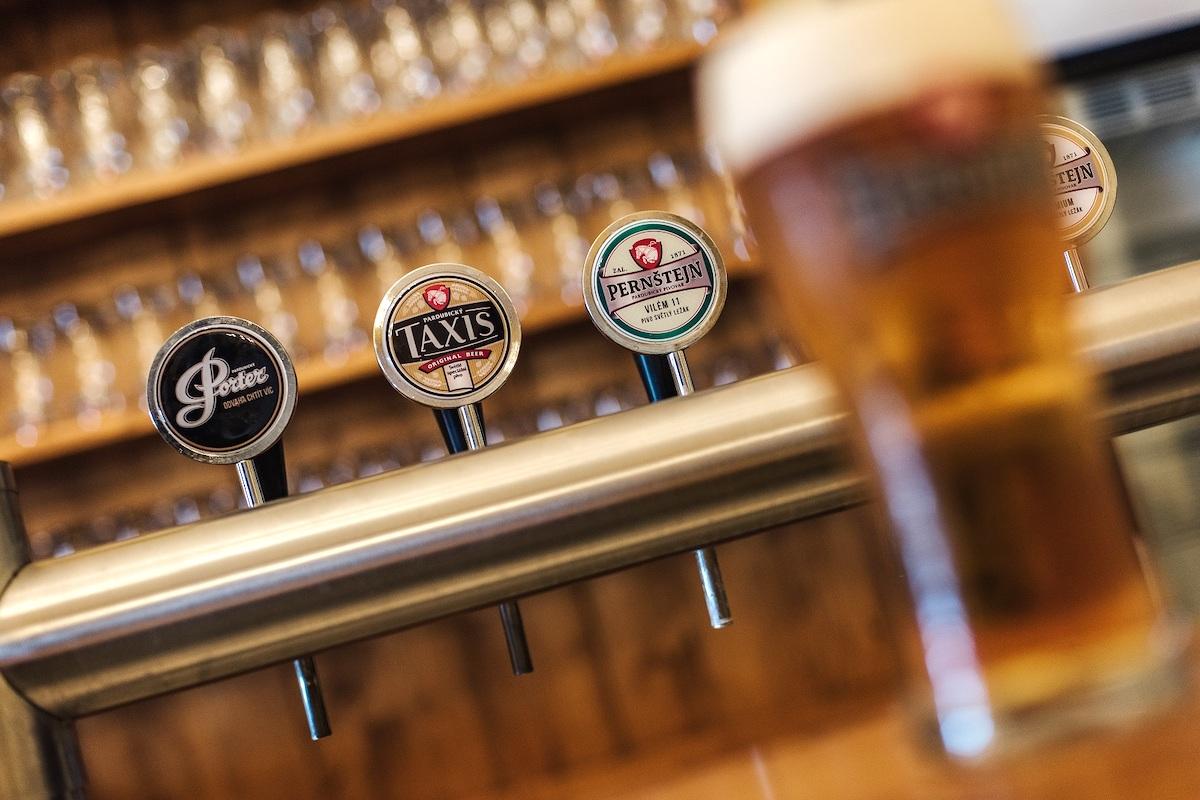 Pardubický pivovar. Foto: Marek Příhoda