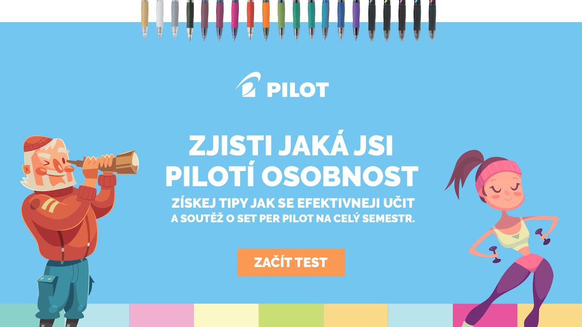Pilot: Zjisti, jaká jsi osobnost (Fragile