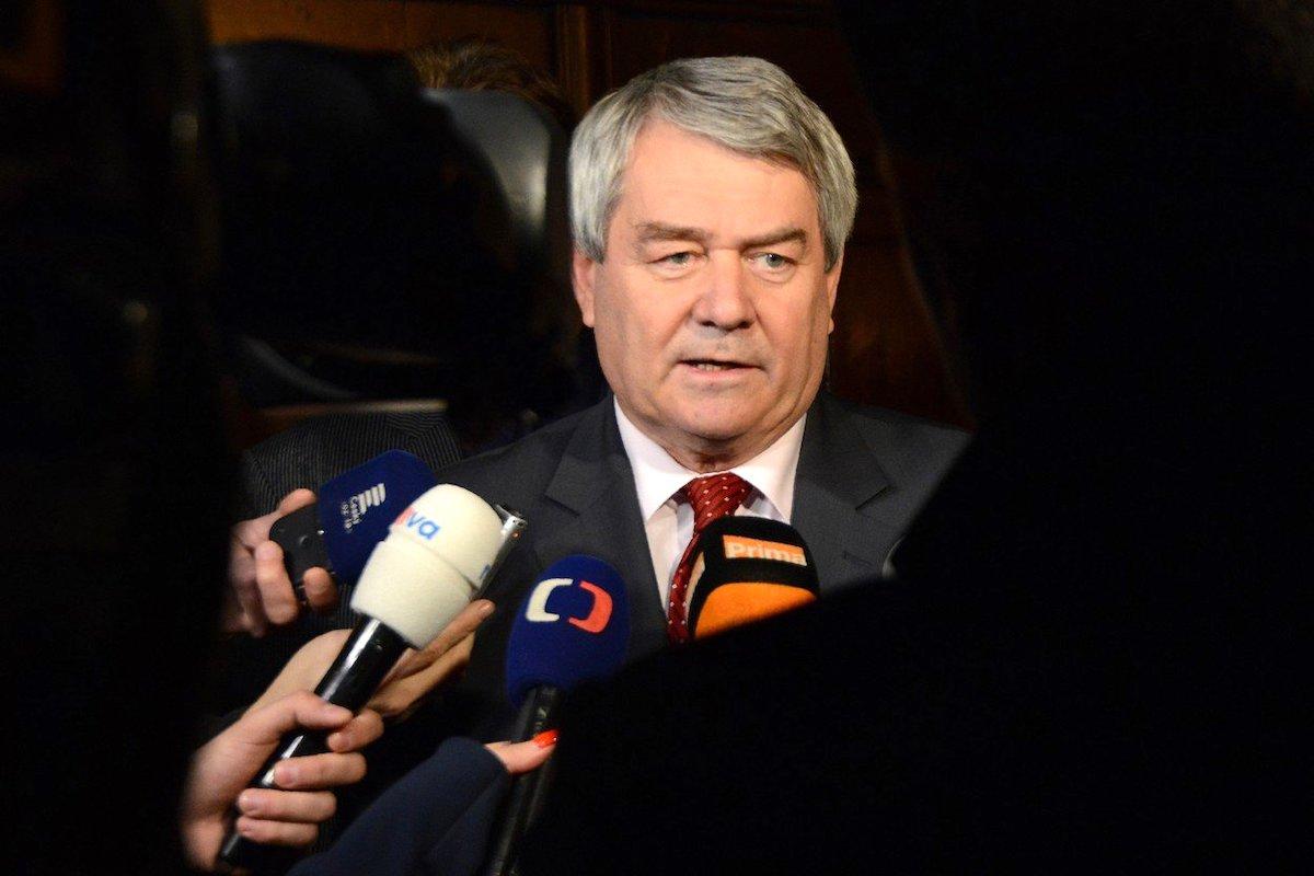 Vojtěch Filip, předseda KSČM. Foto: Profimedia.cz