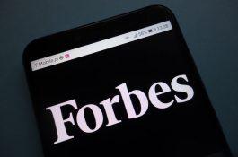 Forbes opouští šéfka webu i vedoucí BrandVoice