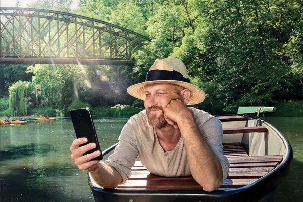 T-Mobile: Neomezená data na léto (Saatchi & Saatchi)