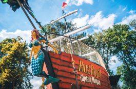 Captain Morgan dostal pro festivaly mobilní bar na podvozku tatrovky