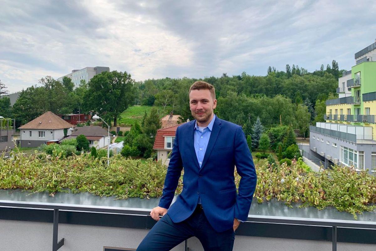 Novým slovenským country managerem je Eduard Suchánek