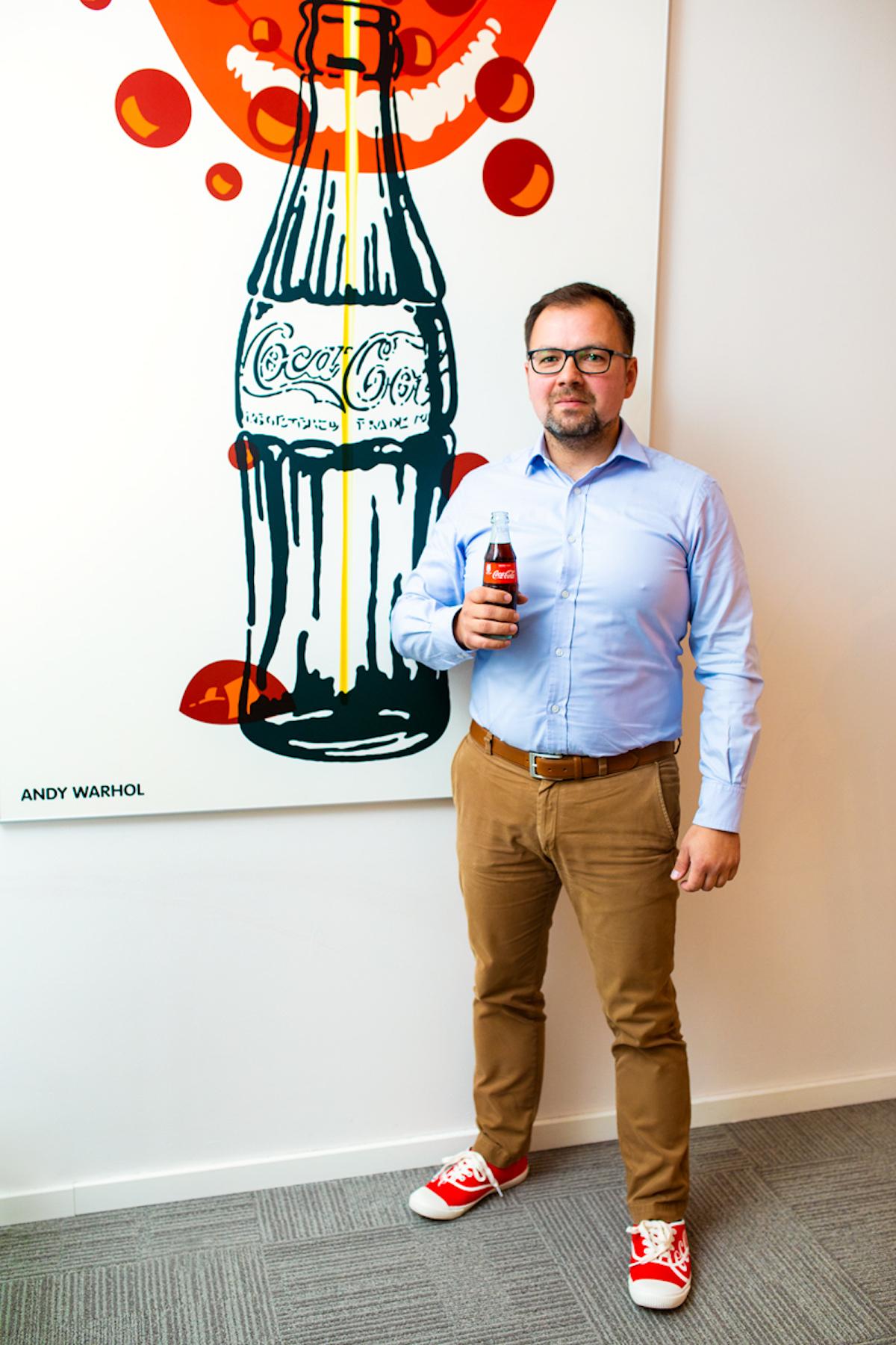 Pawel Ozierski. Foto: Karel Choc