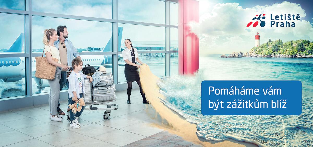 Letiště Praha: Pomáháme vám být zážitkům blíž (Loosers)