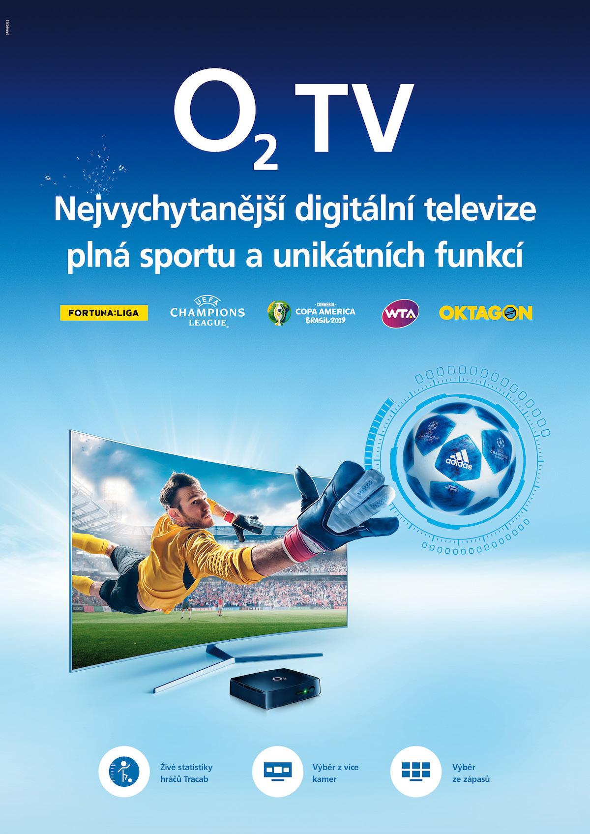 O2: O2 TV nejvýhodněji v balíčku O2 Spolu (Oliver)