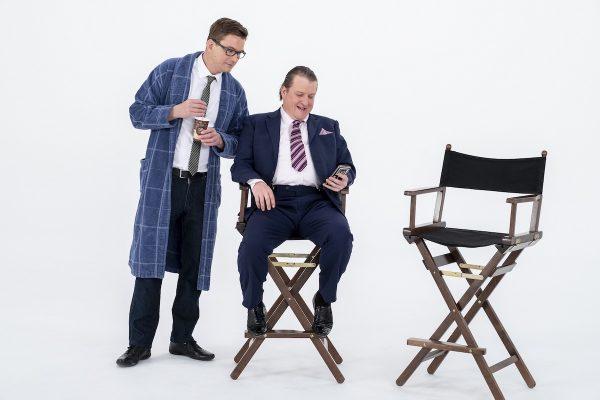 Tomáš Měcháček a Tomáš Jeřábek v reklamě Air Bank