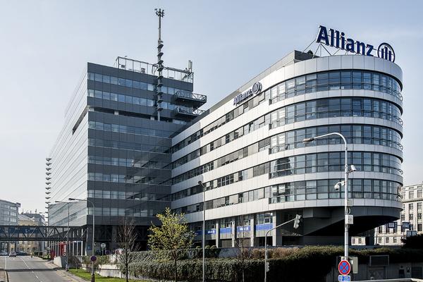 Pojišťovnu Allianz vonlinu jistí agentura H1.cz