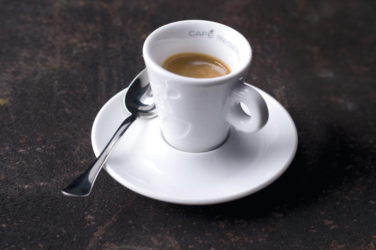 Firma Espresso produkuje kávu Reserva