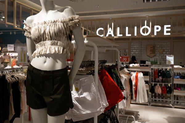 Do Freeportu v Hatích přišla italská módní značka Calliope