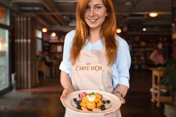Perfektní dezert od Carte d'Or díky influencerkám oslovil dva a půl milionu lidí