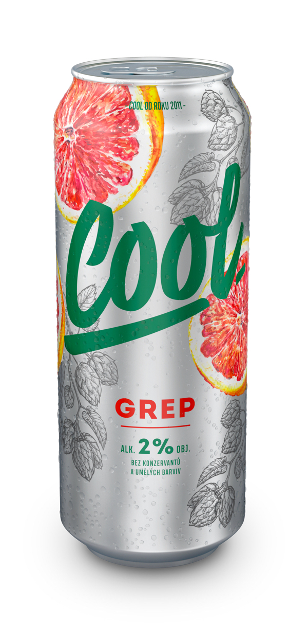 Alkoholický Staropramen Cool Grep