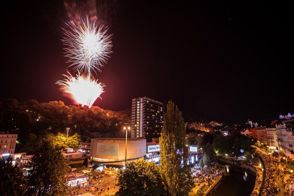 V Karlových Varech letos probíhá 54. ročník filmového festivalu. Foto: Film Servis Festival Karlovy Vary
